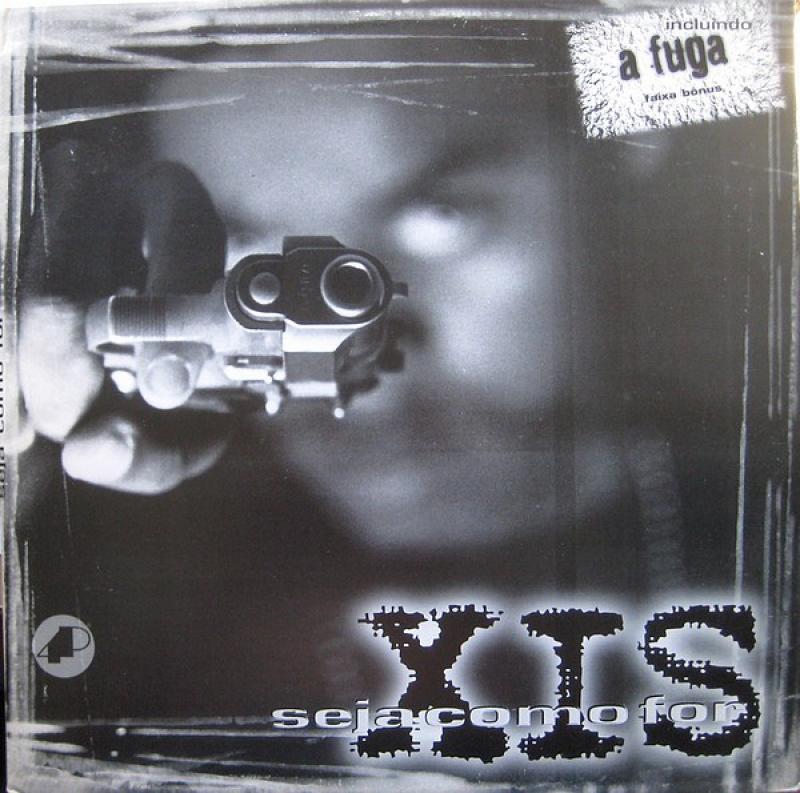 LP Xis - Seja Como For (VINYL DUPLO) VOCAL