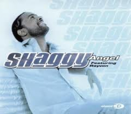 SHAGGY - ANGEL FEAT RAYVON CD SINGLE IMPORTADO