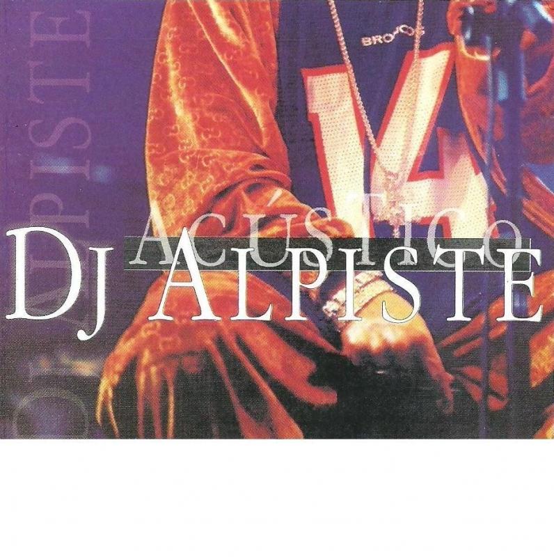 Dj Alpiste - Acustico (CD)