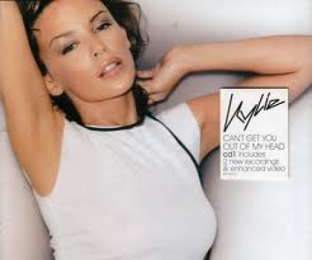 Kylie Minogue - Cant Get You Out Of My Head CD SINGLE IMPORTADO