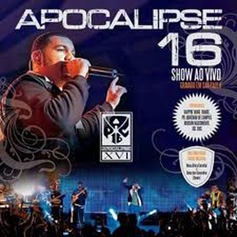 Apocalipse 16 - Show Ao Vivo (CD)