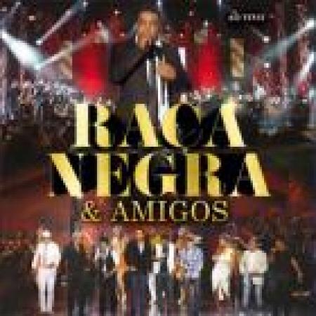 RACA NEGRA E AMIGOS  AO VIVO CD