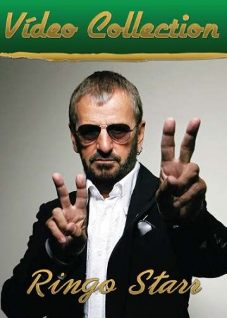 Dvd Ringo Starr - Video Collection