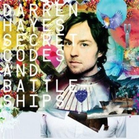 Darren Hayes - Secret Codes & Battleships CD DUPLO PRODUTO INDISPONIVEL