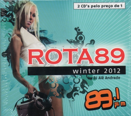 CD Rota 89 - Winter 2012 By Dj Ale Andrade (CD)
