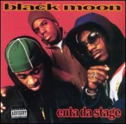 LP Black Moon - Enta Da Stage VINYL IMPORTADO
