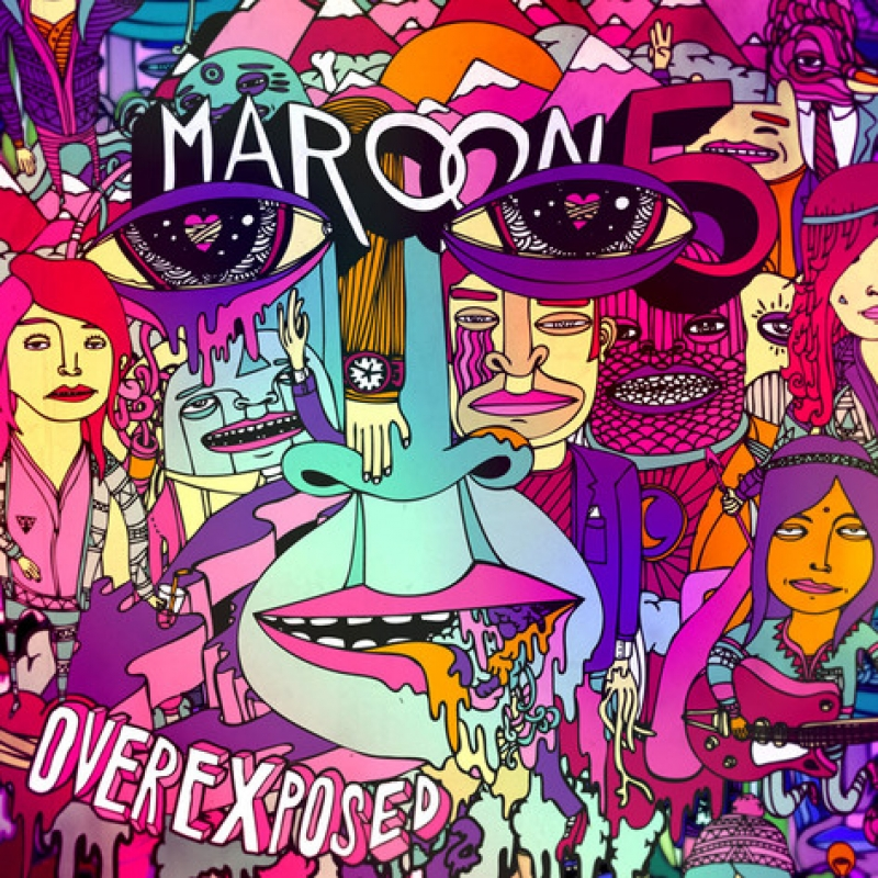 Maroon 5 - OVEREXPOSED DELUXE EDITION