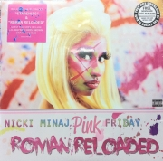 LP NICKI MINAJ - Pink Friday Roman Reloaded  (VINYL DUPLO IMPORTADO LACRADO)