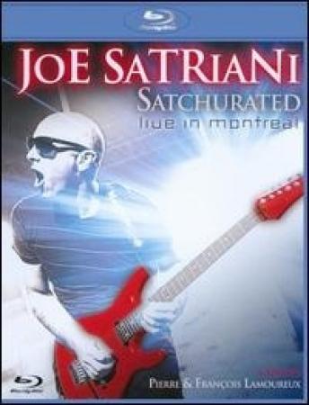 Joe Satriani Satchurated - Live In Montreal PRODUTO INDISPONIVEL