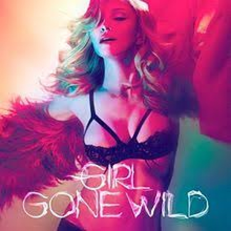 Madonna - Girl Gone Wild CD SINGLE (602537015177)