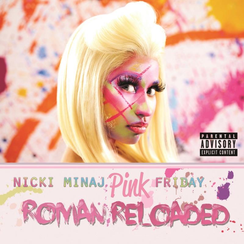 Nicki Minaj - Pink Friday: Roman Reloaded (CD)