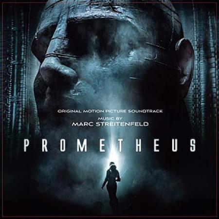 Prometheus - Marc Streitenfeld (CD)
