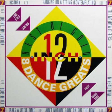 The Best Of 12 - Gold 8 Dance Greats Vol. 12