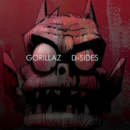 Gorillaz - D-Sides PRODUTO INDISPONIVEL