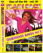 Star Of The 90 Vol. 01 - Flash Back Queridos Anos 90