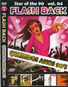 Star Of The 90 Vol. 04 - Flash Back Queridos Anos 90
