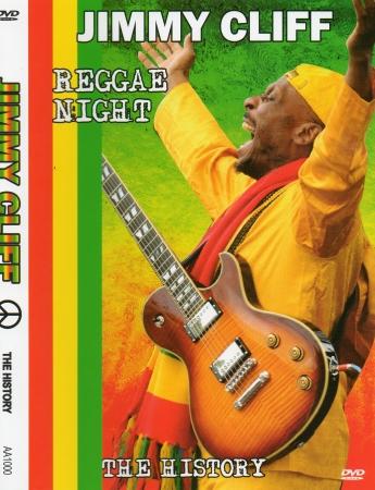 Jimmy Cliff - Reggae Night (DVD)