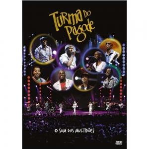 Turma do Pagode - O Som das Multidões (DVD)