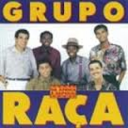 Grupo Raça - Da Africa A Sapucai