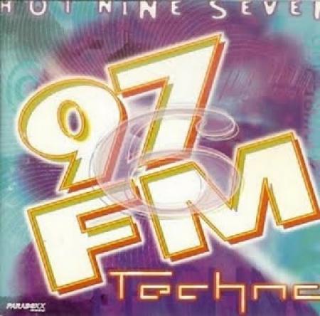 Hot Nine Seven - Vol 6 TECHNO 97FM