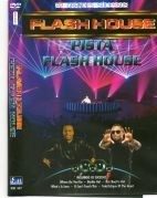 Flash House - Pista Flash House 22 Grandes Sucessos DVD