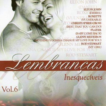 Lembranças Inesqueciveis - Vol. 06 (CD)