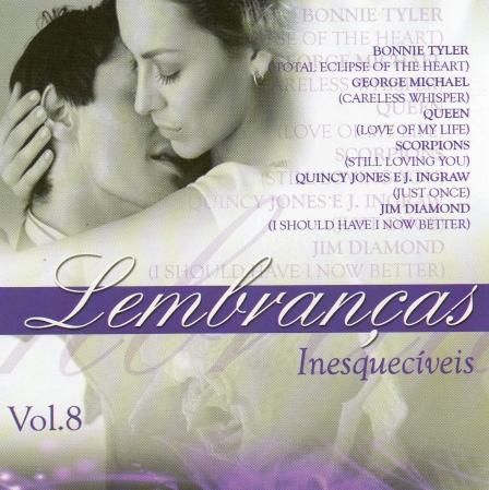 Lembranças Inesqueciveis - Vol. 08 (CD)