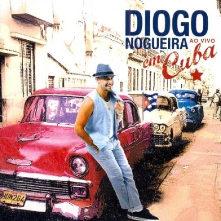 CD Diogo Nogueira - Em Cuba Ao Vivo