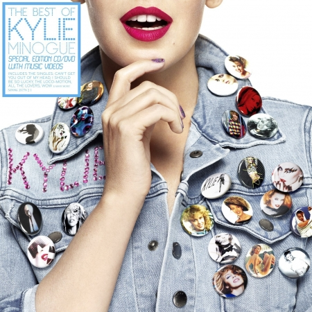 CD + DVD Kylie Minogue - The Best Of IMPORTADO