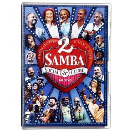 Samba Social Clube - Ao Vivo Volume 2