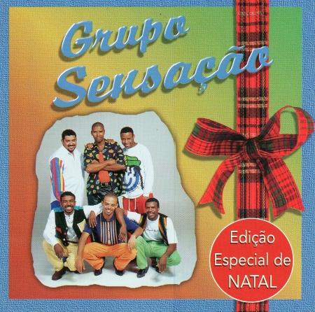 GRUPO SENSAÇÃO - EDIÇÃO ESPECIAL DE NATAL CD