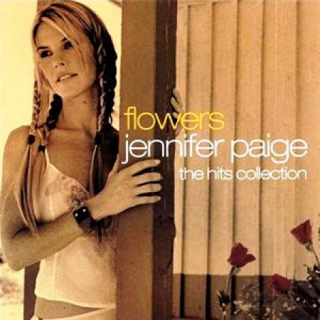 JENNIFER PAIGE - FLOWERS THE HITS COLLECTION CD+DVD