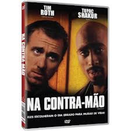 Na Contra Mão FILME COM TUPAC 2PAC (DVD)