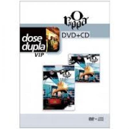 O RAPPA DOSE DUPLA (ACÚSTICO MTV) DVD + CD