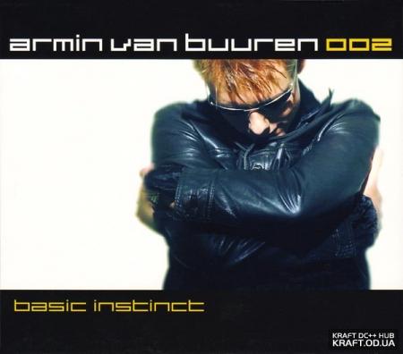 Armin Van Buuren 002 - BASIC INSTINCT CD DUPLO PRODUTO INDISPONIVEL