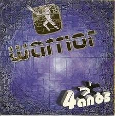 WARRIOR 4 ANOS CD