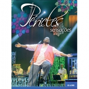 PERICLES - SENSACOES DVD + CD