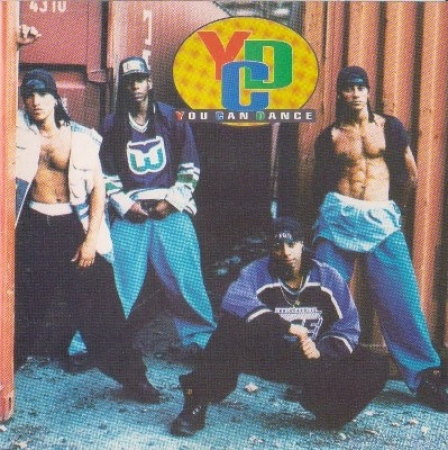 YOU CAN DANCE - CD