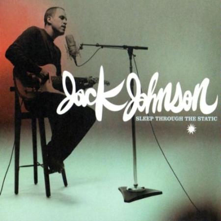 LP JACK JOHNSON - SLEEP THROUGH THE STATIC VINYL DUPLO