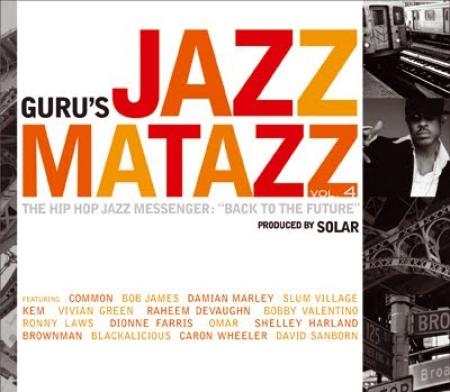 Guru Jazzmatazz - Vol. 4 (CD)