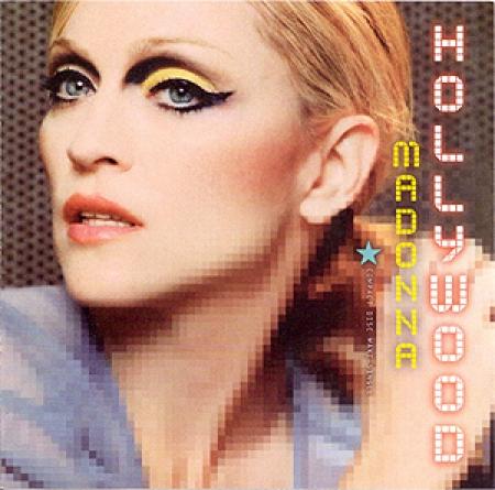 Madonna - Hollywood (Single) IMPORTADO