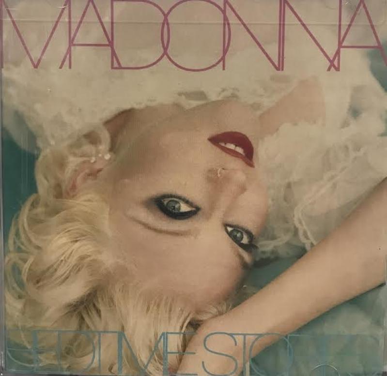Madonna - Bedtime Stories (CD IMPORTADO LACRADO) MADE U.S.A