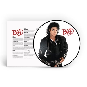 LP Michael Jackson - BAD (VINYL PICTURE IMPORTADO)