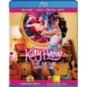 Katy Perry: Part of Me IMPORTADO (BLU-RAY + DVD)