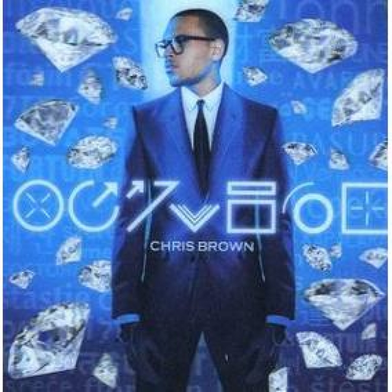 Chris Brown - Fortune Deluxe Edition (CD IMPORTADO LACRADO)