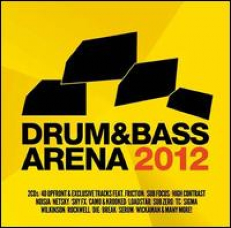 Drum&Bassarena: Summer ion 2012 CD DUPLO IMPORTADO