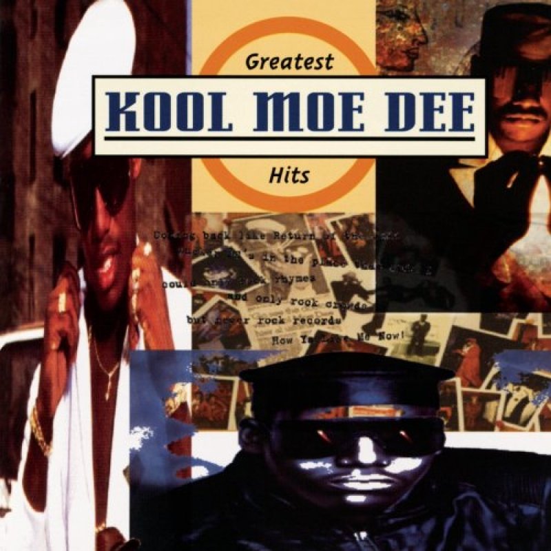Kool Moe Dee - Greatest Hits (CD)