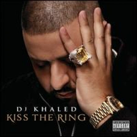 DJ Khaled - Kiss the Ring Deluxe Edition (CD)