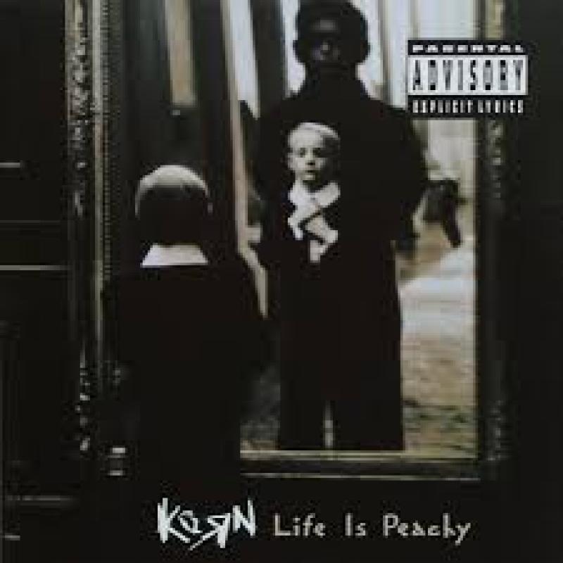 Korn - Life is a peachy (CD)
