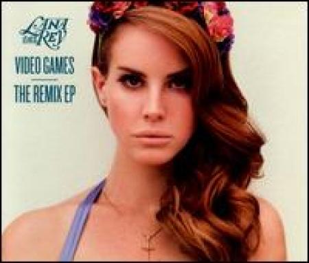 Lana Del Rey - Video Games The Remix Ep IMPORTADO
